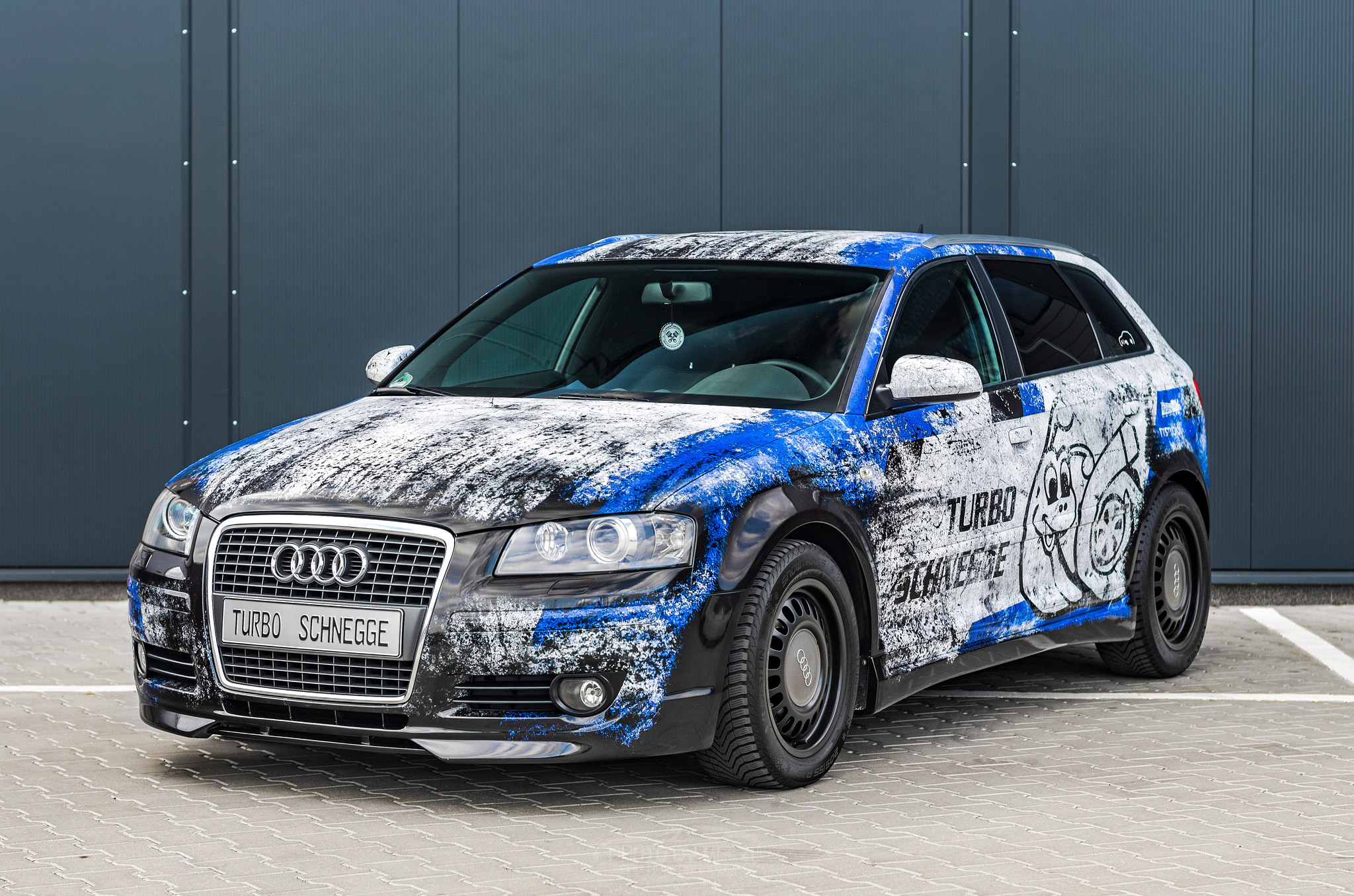 💥 Audi A3 Turboschnecke 💥