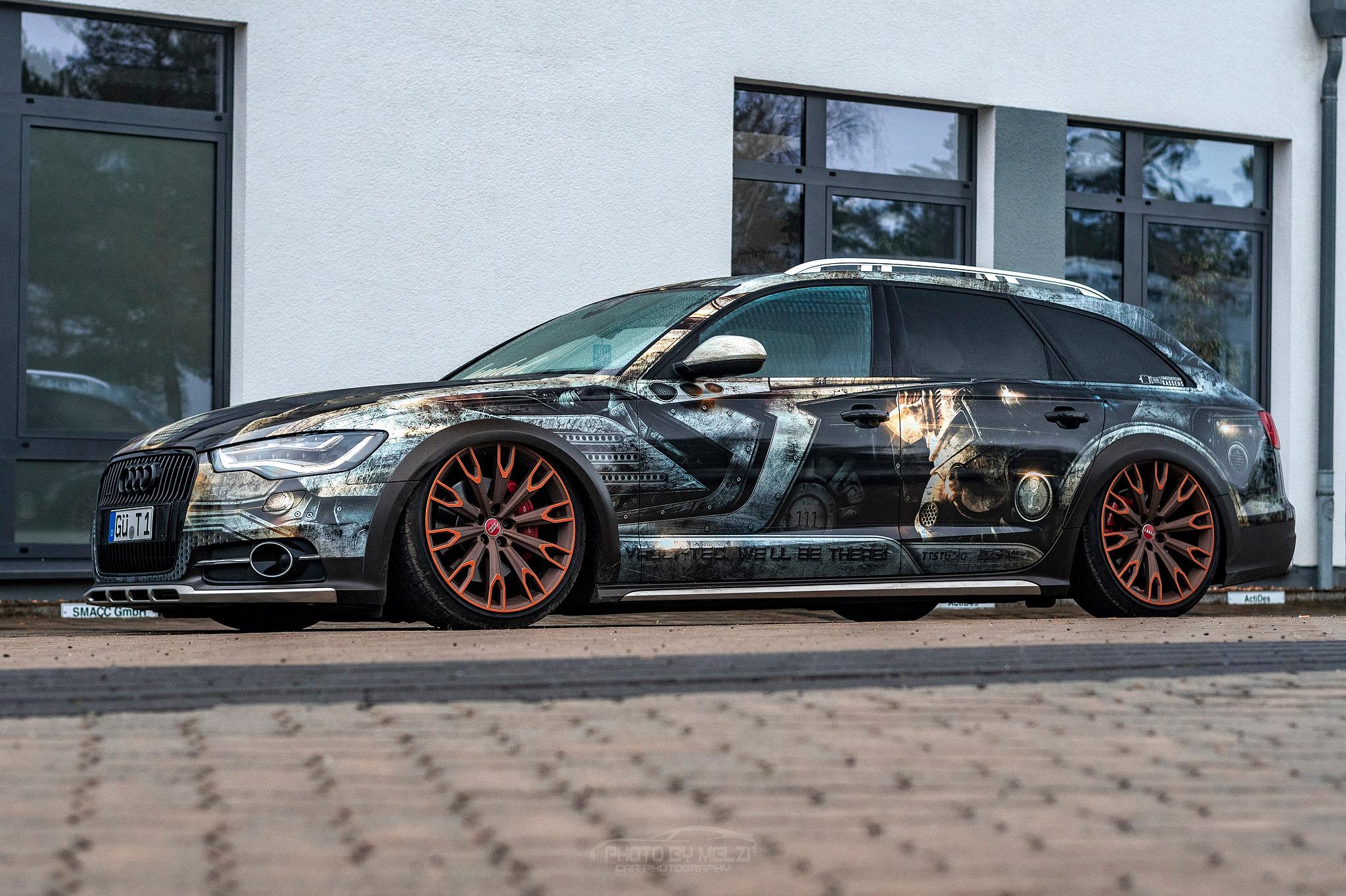 💥 Fallout Audi A6 💥