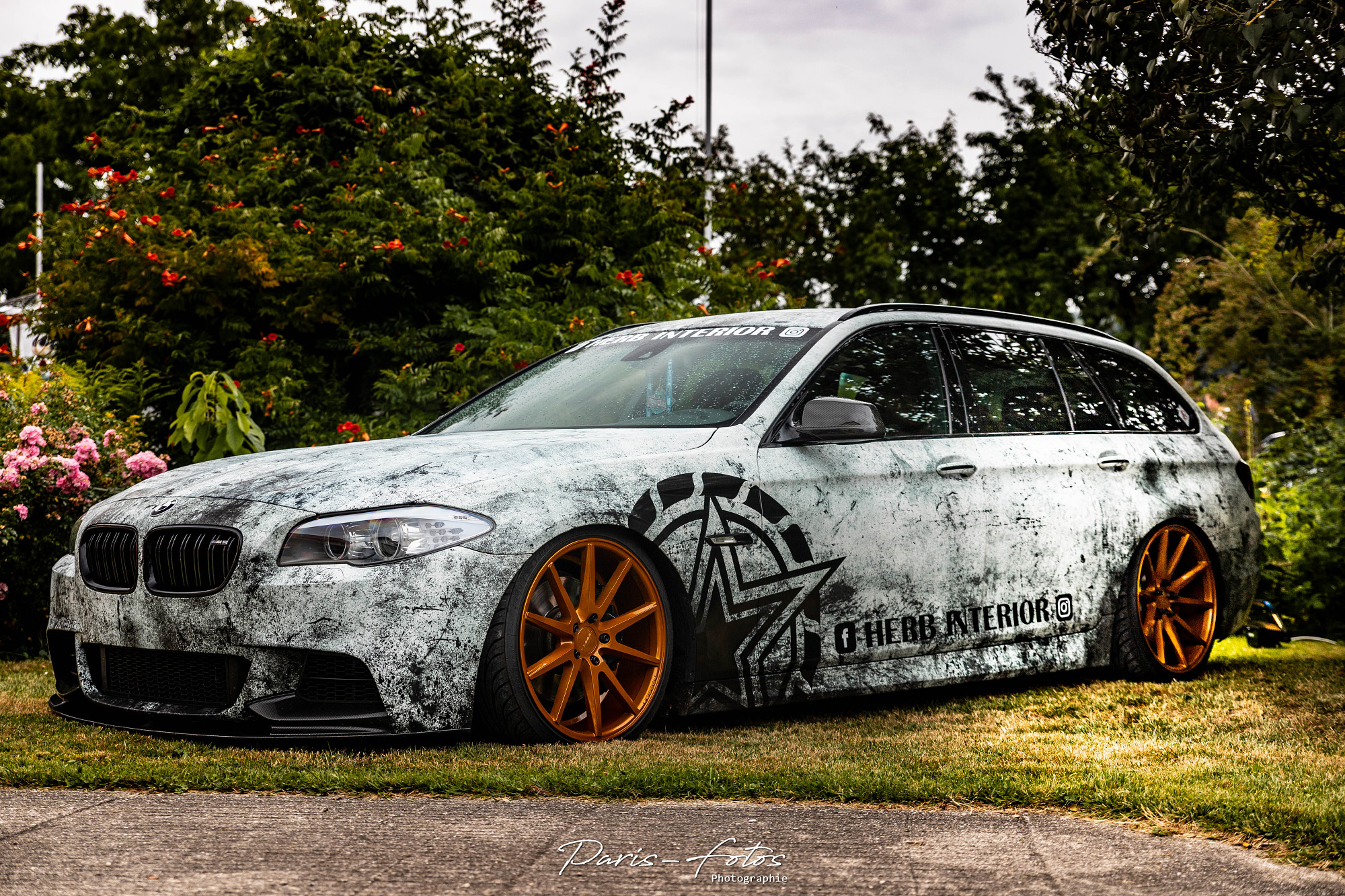 💥 Dirty M5 Touring 💥