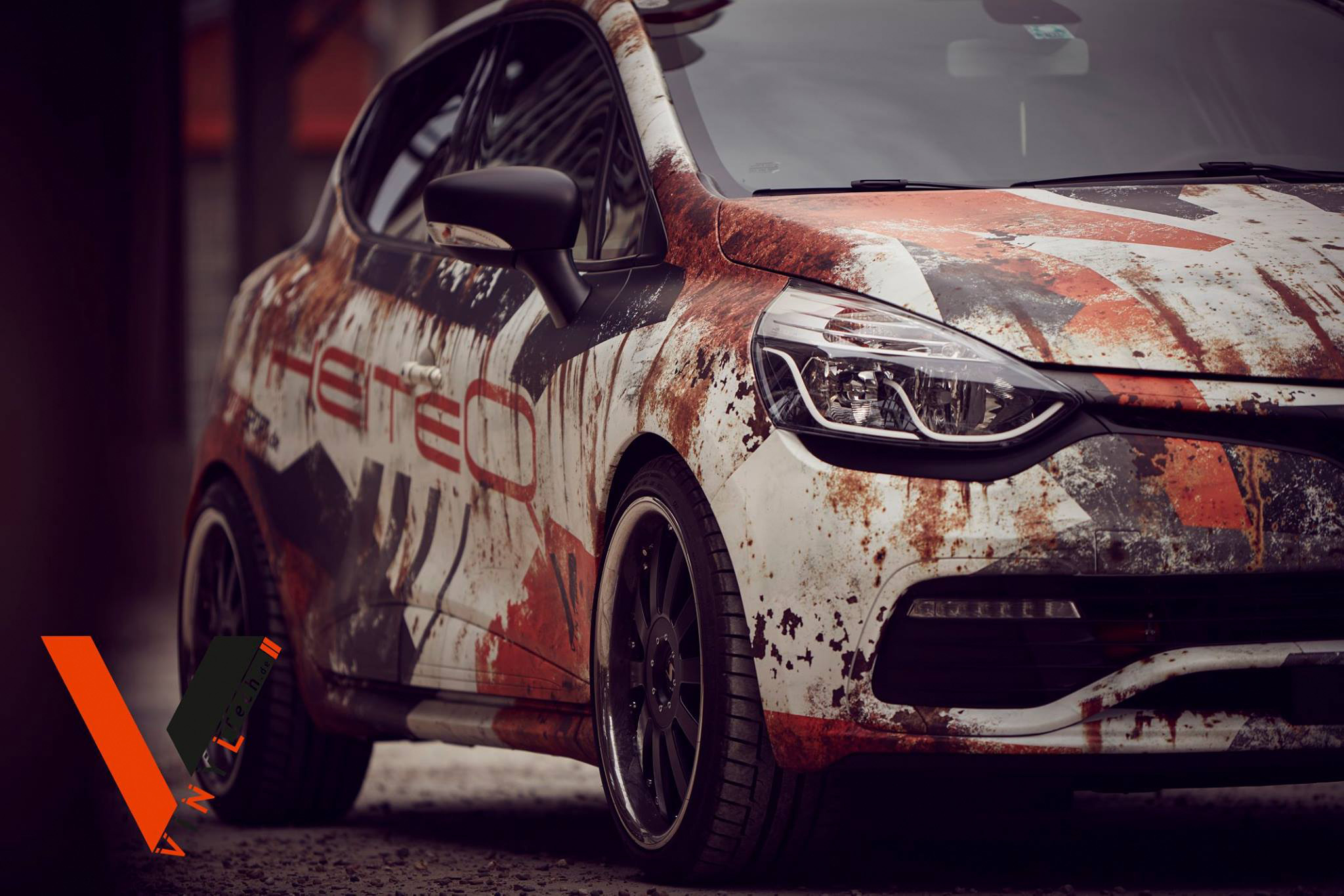 💥 Rusty Clio 💥