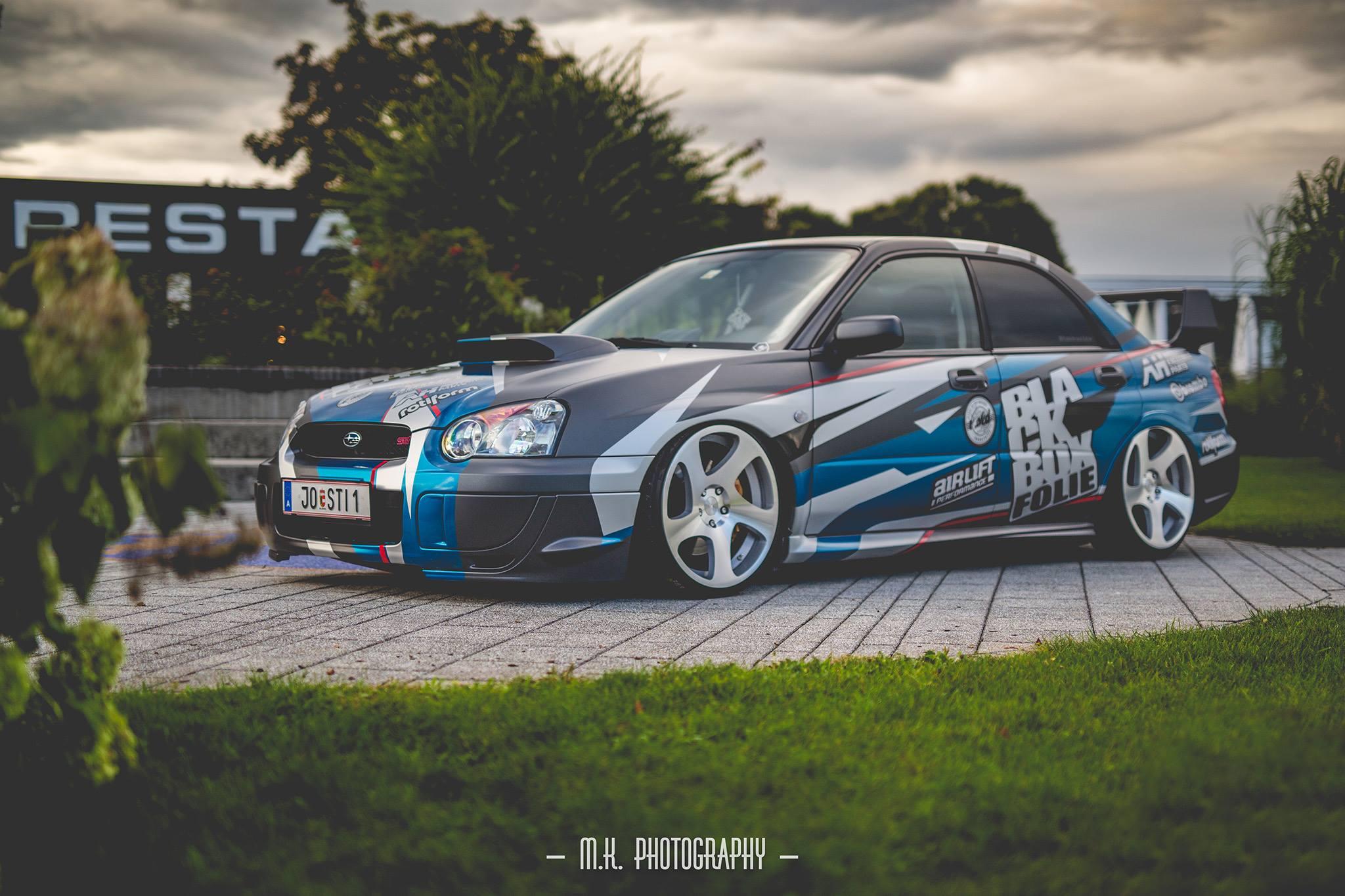 💥 Subaru Impreza STI💥