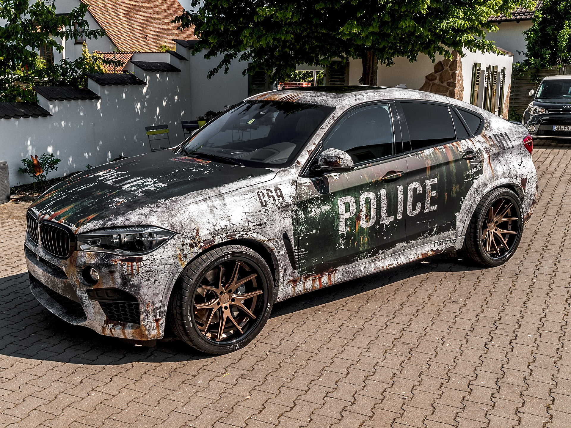 💥 dirty BMW X6 💥