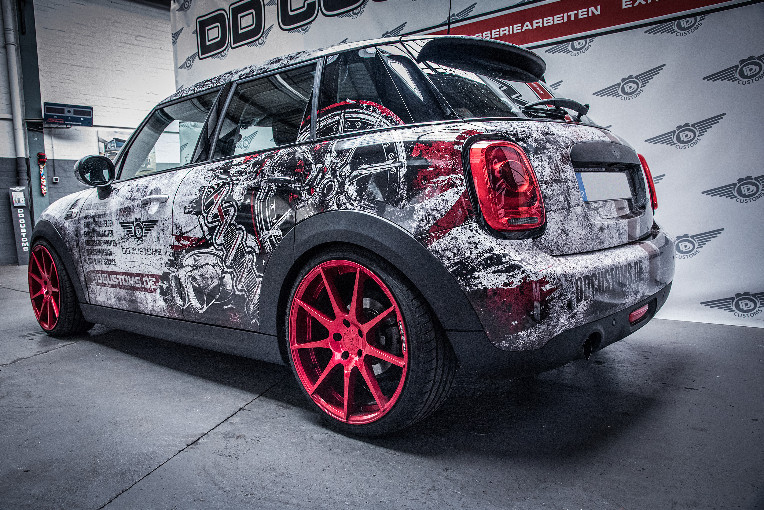 💥 Mini Cooper DDCustoms 💥