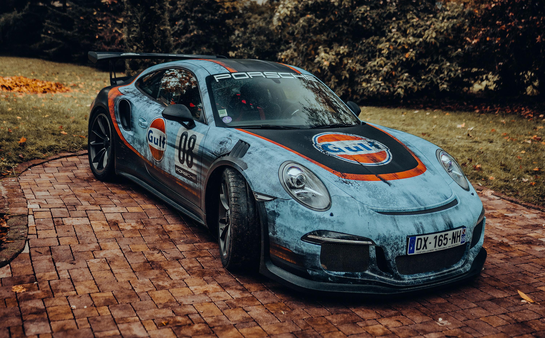 💥 Gulf Porsche GT3 RS 💥