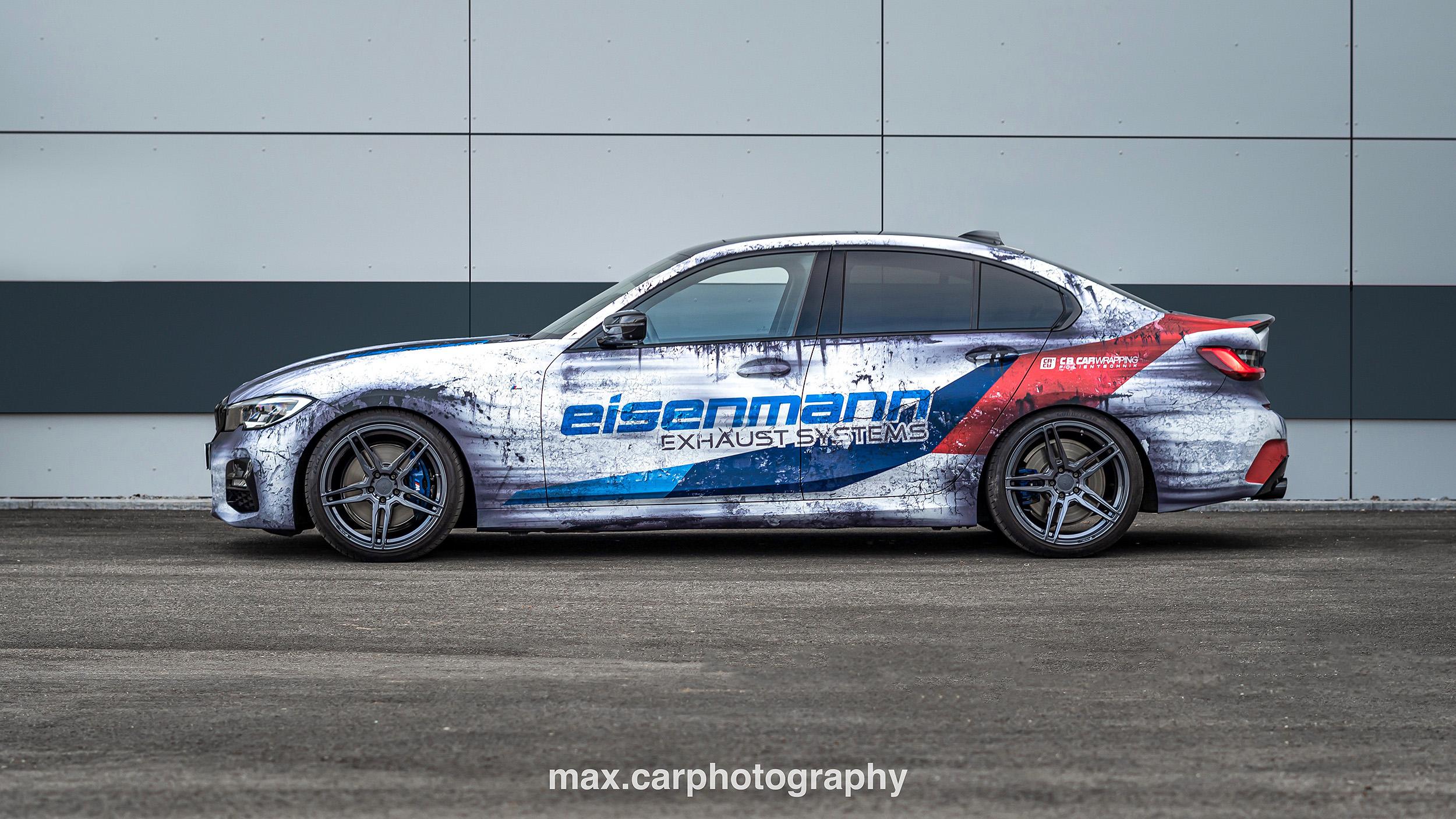 💥 Eisenmann Exhaust Systems BMW 💥