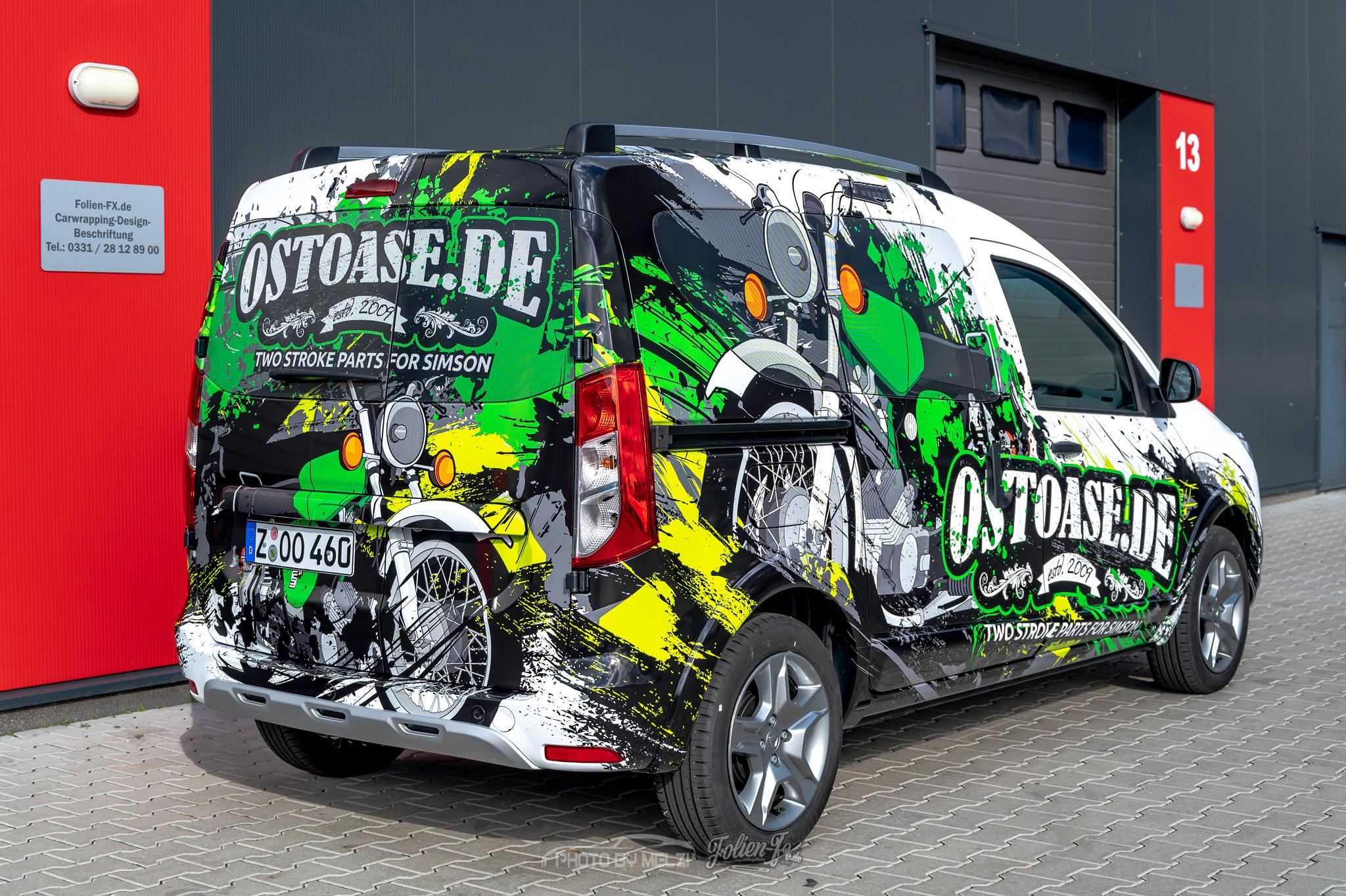 💥 Dacia's Ostoase 💥