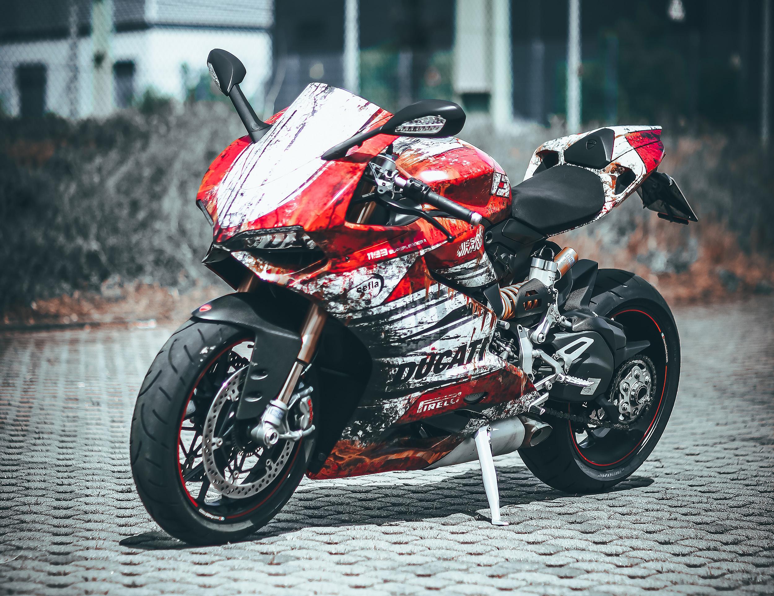 💥 Rusty Ducati livery 💥