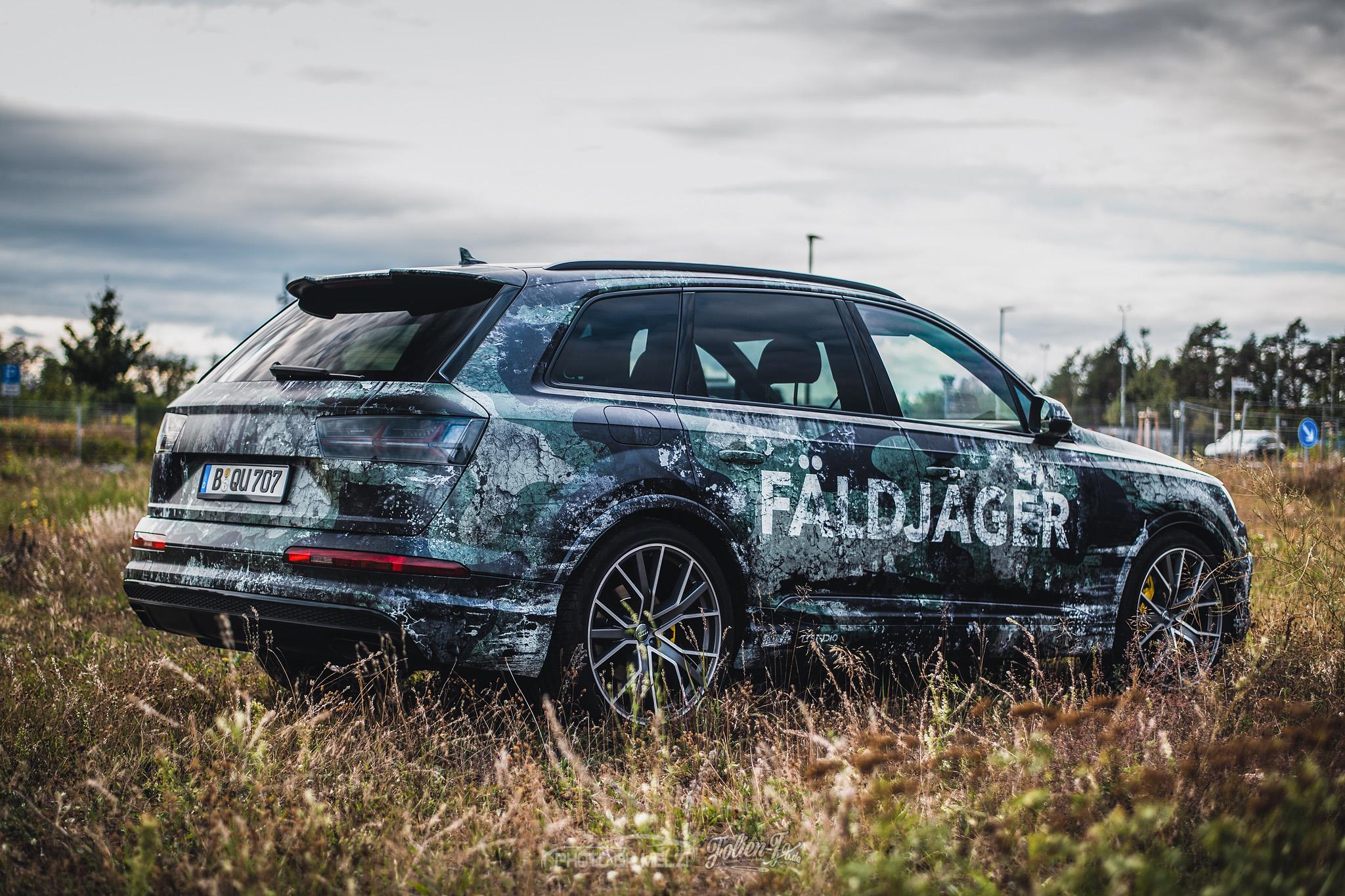 💥 Audi Q7 camo 💥