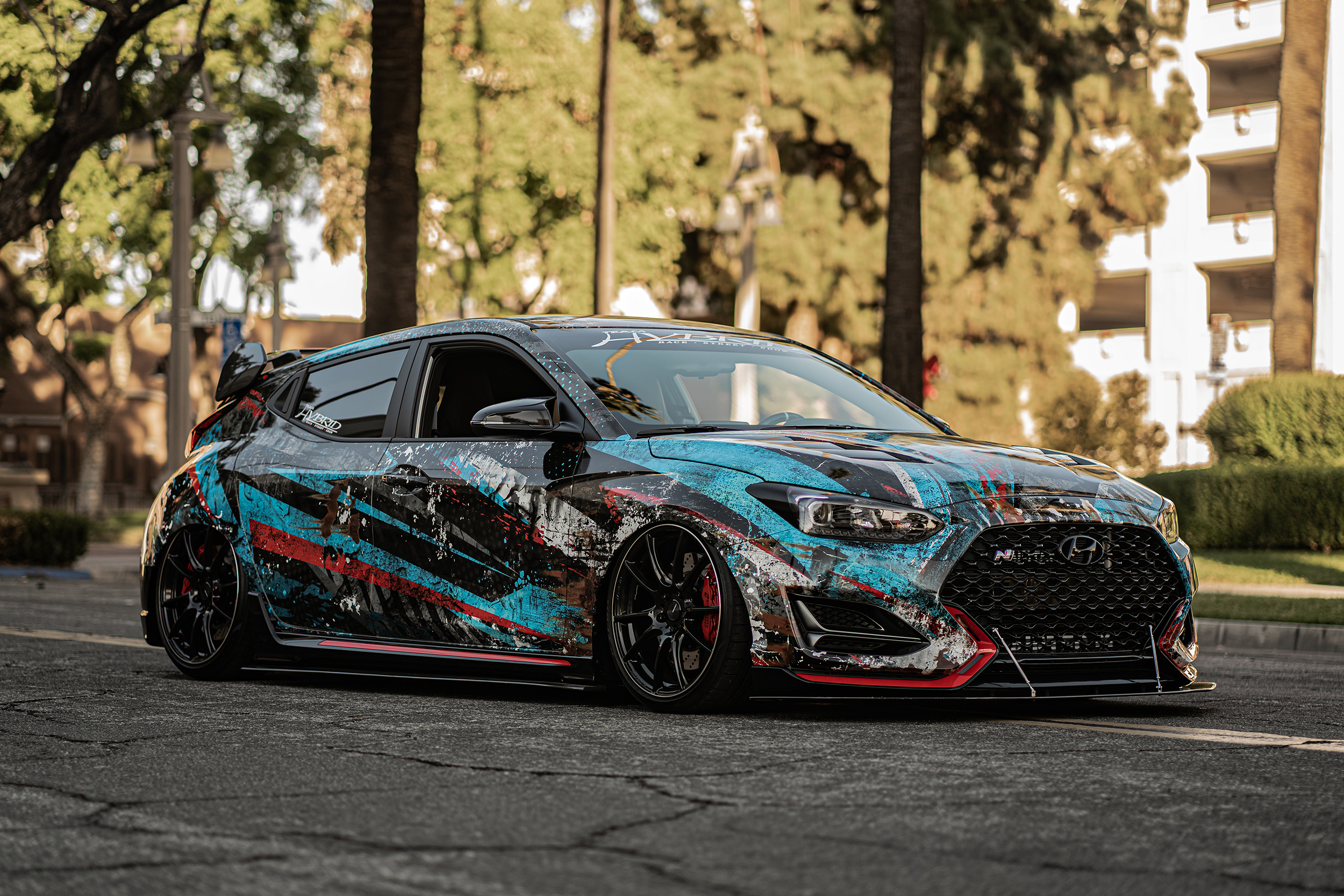 💥  Сharged Veloster N 💥