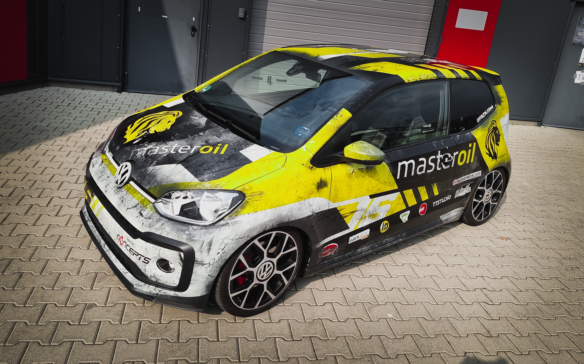 💥 Masteroil VW UP 💥